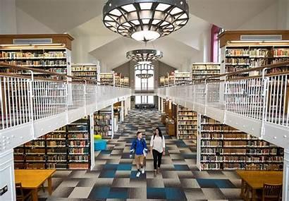 Wilson College Library Community Pa Antrim Park