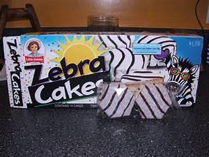 Pin Zebra Cakes Little Debbie on Pinterest