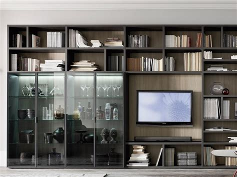 librerie outlet libreria orme in laminato materico in offerta outlet