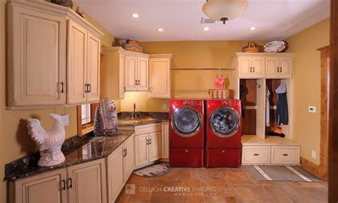 Rustic Log Home   Rustic   Laundry Room   Other   by