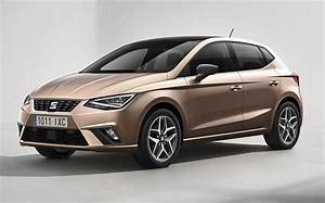 Seat Ibiza 4 : all new 2017 seat ibiza turns up the heat in the supermini segment carscoops ~ Gottalentnigeria.com Avis de Voitures