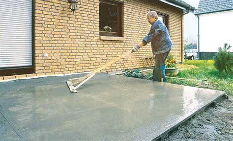 terrassenplatte zur hauswand abdecken fundamente fundamente selbst de
