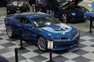 2017 Pontiac Firebird Redesign, Release and Changes
