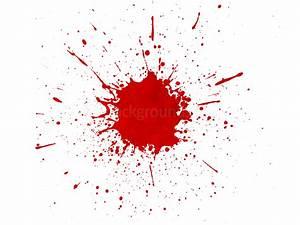 Image Gallery red splatter