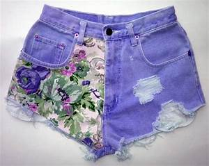 10 DIY Jeans Fashion Changes into Shorts   DIY Craft Projects