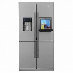 Refrigerateur Congelateur Americain : beko gne134620x r frig rateur 4 portes achat vente ~ Premium-room.com Idées de Décoration