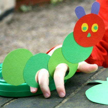 25 hungry caterpillar crafts for preschoolers 998 | 86d482096c78824330434587ff2f67be