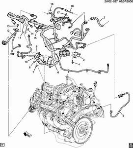 Pontiac G6 Cooling System Diagram