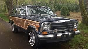 Jeep Grand Wagoneer : 1989 jeep grand wagoneer f134 portland 2017 ~ Medecine-chirurgie-esthetiques.com Avis de Voitures