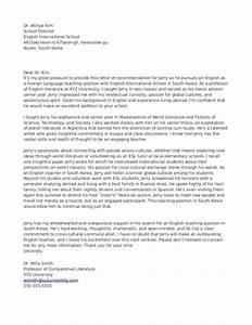 How To Write A Formal Letter Of Recommendation Key Features Of An Effective Recommendation Letter For