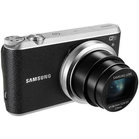 samsung wb350f samsung wb350f smart digital black ec wb350fbpbus b h