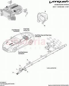 Aston Martin Vanquish  2012   Fuel Charging And Controls