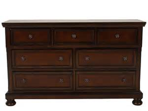 mathis brothers bedroom sets furniture dresser with mirror on porter