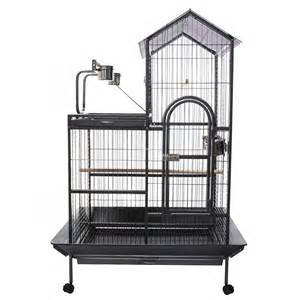 indoor bird cage large indoor bird bugie parrot wire cage aviary ladders portable on wheels 160cm ebay