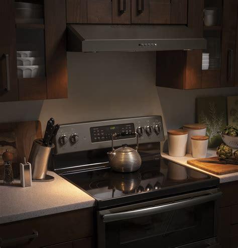recirculating range jvx5300ejes ge 30 quot cabinet range slate