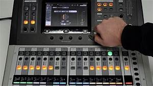How To Set The Gain On A Yamaha Tf1 Mixer