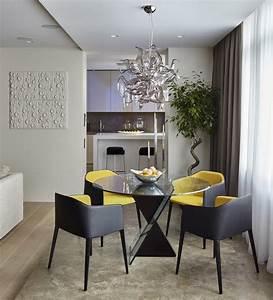 meuble salle a manger moderne en 18 idees tendance With salle a manger ronde moderne