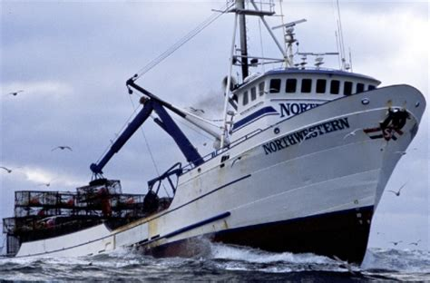 Time Bandit Boat For Sale by Northwestern Deadliest Catch King Crab Quota Commercial