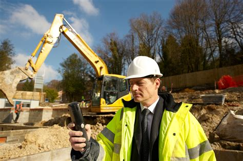 construction assets inventory control scanning barcode