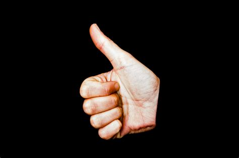Image Thumbs Up Thumbs Up Free Stock Photo Domain Pictures