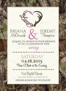 17 best ideas about camo wedding invitations on pinterest With free printable redneck wedding invitations