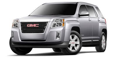 gmc terrain tires iseecarscom