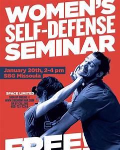Women's Self Defense Seminar - SBG Montana