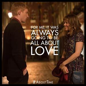 Movie Review: About Time « A Little Bit of Lee
