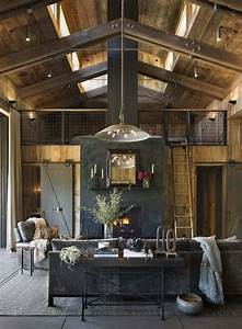 Small, Woodsy, Cabin, Features, A, Cozy, Farmhouse, Style, In, Napa, Valley