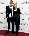 Liam Hemsworth bares striking resemblance to mother Leonie ...