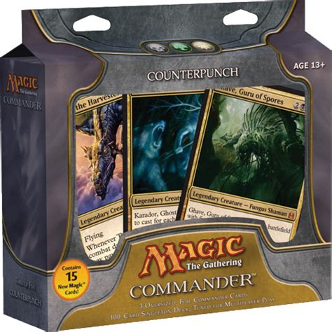 magic the gathering commander review counterpunch