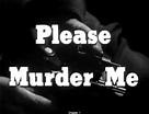 "IMCDb.org: ""Please Murder Me, 1956"": cars, bikes, trucks ..."