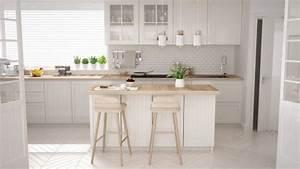 Le style de cuisine scandinave caracteristiques for Idee deco cuisine avec meuble inspiration scandinave