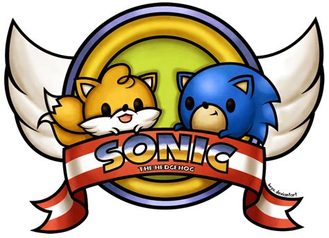 Sonic And Tails By Beyx On Deviantart