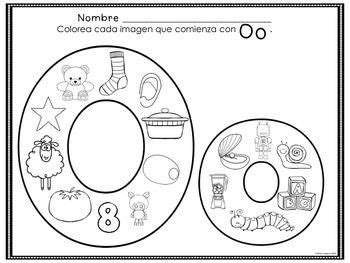 las vocales a e i o u freebie resources for k 1 preschool literacy