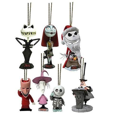 nbx mini head knocker ornaments set   jack