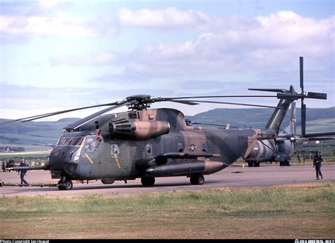 Sikorsky Hh-53c Super Jolly Green Giant (s-65a)