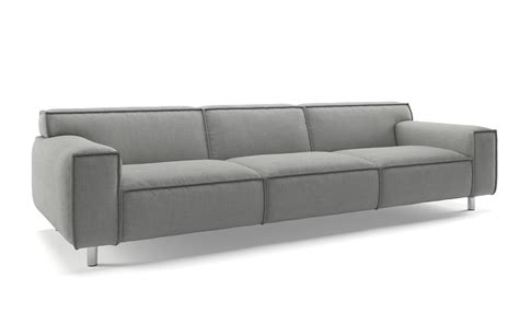 stoff 3er dreisitzer sofa sofanella