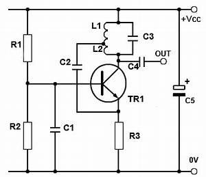 the hartley oscillator With tank circuit design