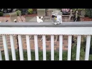DIY Installing rope lighting on your deck