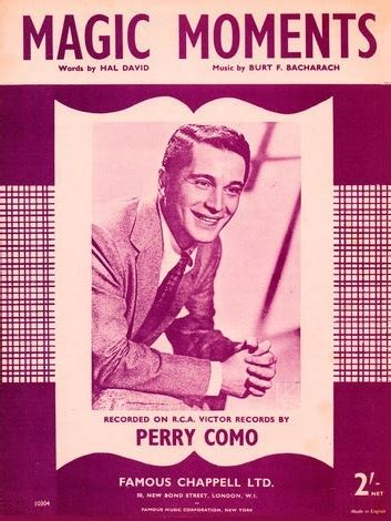 perry como number one hits 45cat perry como magic moments catch a falling star