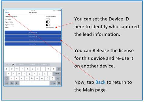 Svcapture-ios-app-demo-load-config-5
