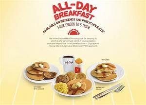 McDonald's all-day breakfast - Finally! - dBTechno