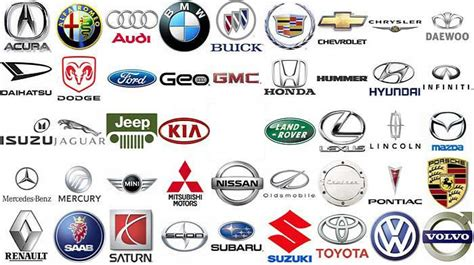 Best American Car Logos I Best Collection Of