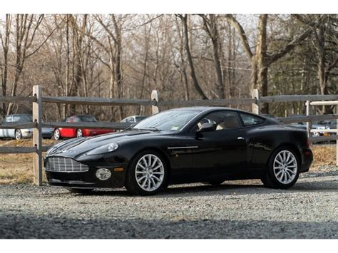Aston Martin For Sale By Owner by 2003 Aston Martin V12 Vanquish Sale By Owner In San Jose