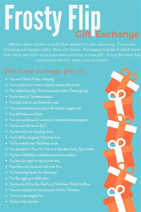 office holiday party games for large groups idea for a white elephant gift exchange or other large exchanges