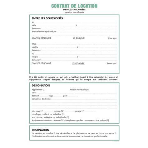 bail chambre meubl馥 mise en demeure meubles 6 conforme aux lois pinel bail saisonnier contrat de location kirafes