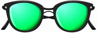 Sunglasses Clip Clipart Goggles Glasses Picsart Transparent