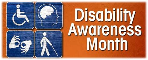 disability awareness month greater clark county schools