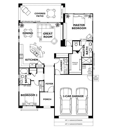 house models and plans model house plans
